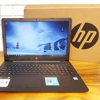 Brandnew Sealed HP Notebook 15 Touch Screen