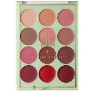 (SALE!!!) PIXI + ItsJudyTime Lip Palette