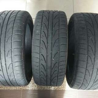Tyre For Sale Size 215/45/17