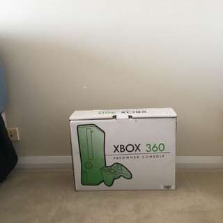 Xbox 360 w/ 3 controllers and games
