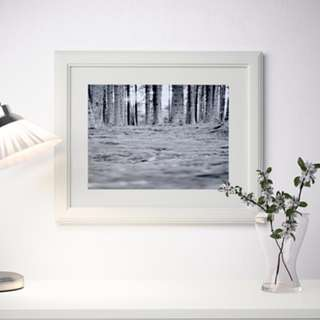 IKEA Virserum 畫框 相架 photos pictures painting frame