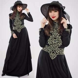 Korea Jubah Dress - TS5006