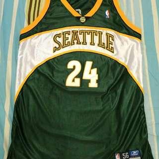 NBA Original Authentic supersonic Mason jersey