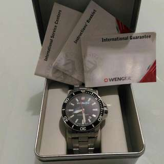 Wenger Seaforce Swiss Made