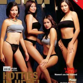 FHM Viva Hot Babes issue