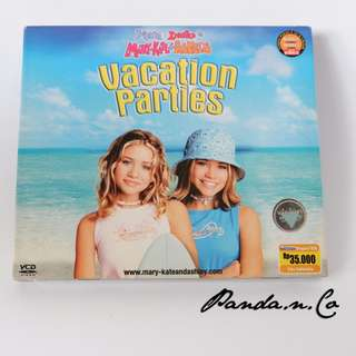 VCD Film Vacation Parties