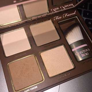 Too Faced Cocoa Contour (Limited Edition)