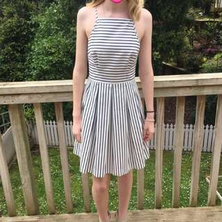 Forever new striped summer dress
