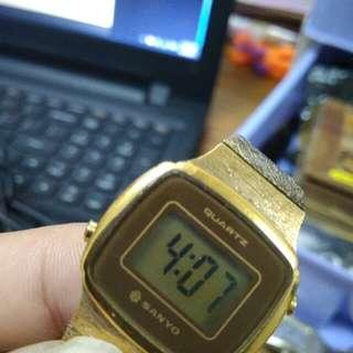 Vintage Sharp Lady Watch