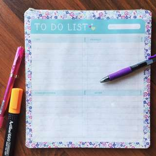 Typo Productivity Pad 📝