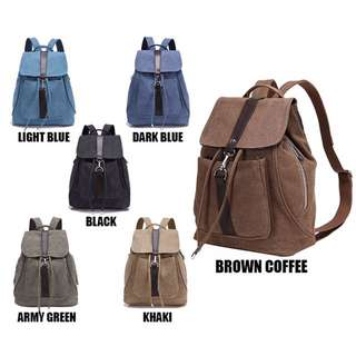 NEW canvas bag for Girl BP08