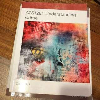 ATS1281 Understanding Crime