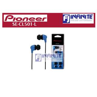 Pioneer SE-CL501-L Stereo Headphone