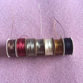 Great quality beading thread