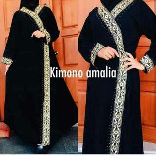Abaya Arab S M L Xl Xxl