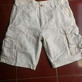 Crocodile short pants