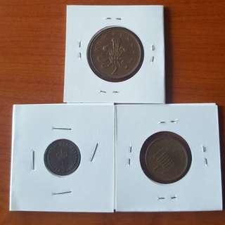 UK coin 1 set
