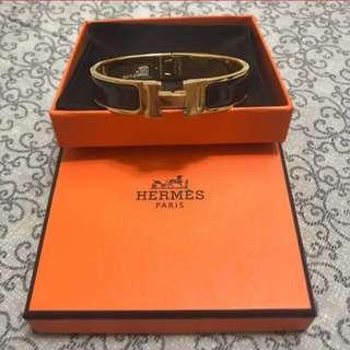 Hermes 經典愛馬仕手環 只剩一個 購於芬蘭