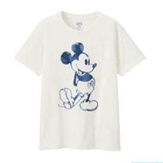 Unqio Mickey blue UT