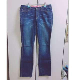 briTain牛仔褲(中喇叭/29)#交換最划算