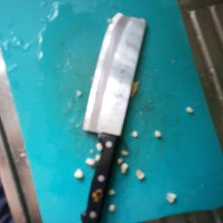 刀s/s 420 J2 廚師 專業商用,可能是世界其中一把好刀!珍藏