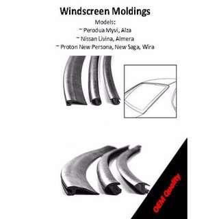 Windscreen Mouldings