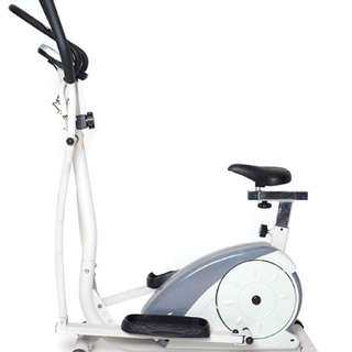 Muscle Power 6.3AH Magnetic Elliptical Bike (updated price)