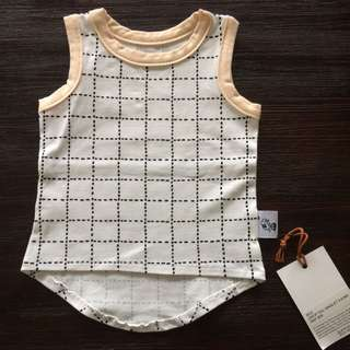 Thomas Pie Raglan Singlet