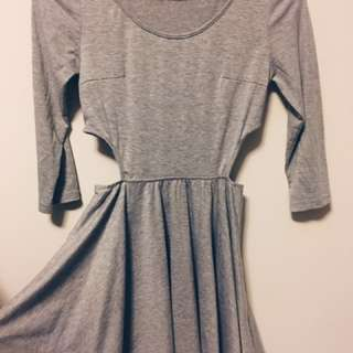 ARMANI EXCHANGE Cotton Day Dress