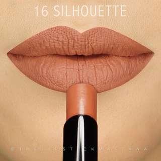 """MAKE OVER matte lipstick """"silhoutte"""""""