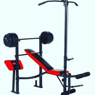 Matrix MX168 Bench Press Package (updated price)
