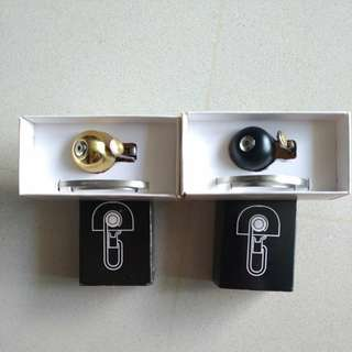 Black or Gold available - Bicycles & Escooter Premium Ring Bell $39