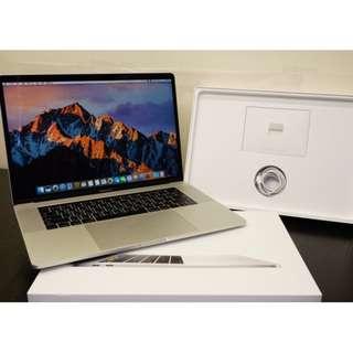Apple MacBook Pro MLW82TA/A 15.4 吋 保固 到 2018 05 17