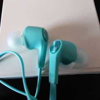 小米耳筒冰川藍炫彩版