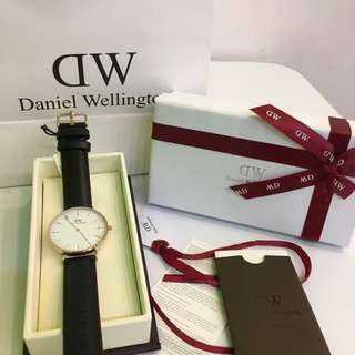 DW 36mm 女錶