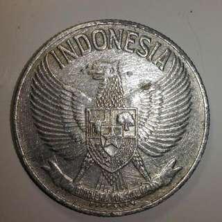 Uang Koin 50 Sen