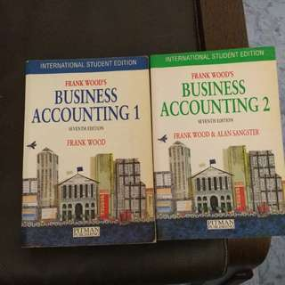 Business Accounting 1&2