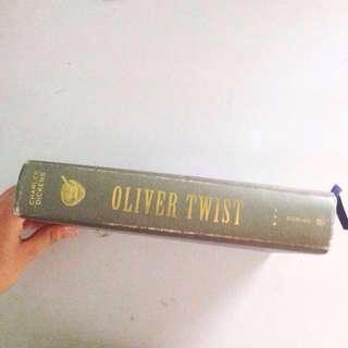HB Oliver Twist