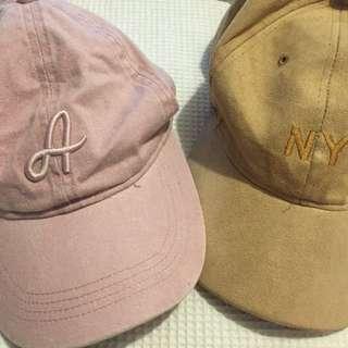 2 x Hats