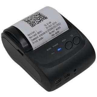 Printer kasir portabel bluetooth