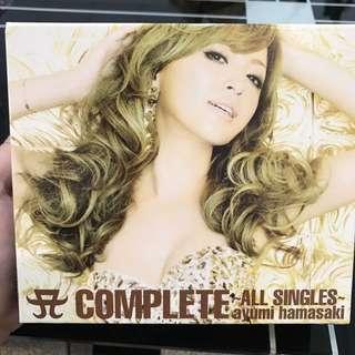 濱崎步 精選專輯3CD+DVD