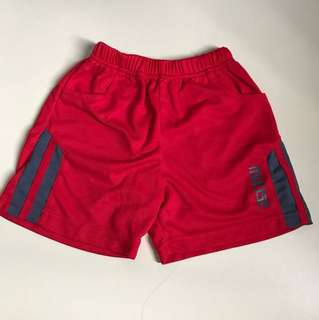 Moose Gear Red Shorts