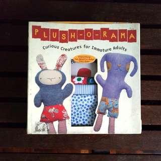 Plush Toy Making Kit