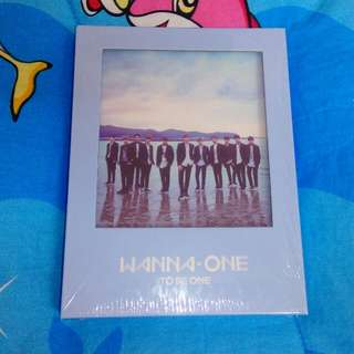 Wanna One To Be One Sky