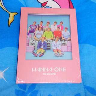 Wanna One To Be One Pink