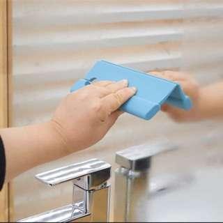 加厚 硅膠 廚房 廁所 汽車 窗戶 水刮 刮板