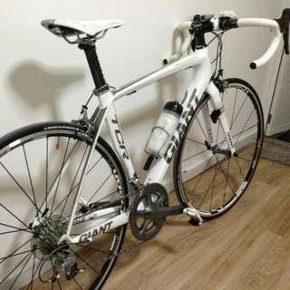 Giant road bike TCR advance SL carbon