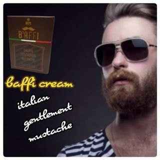 Beard Cream Baffi Italian Growing Beard
