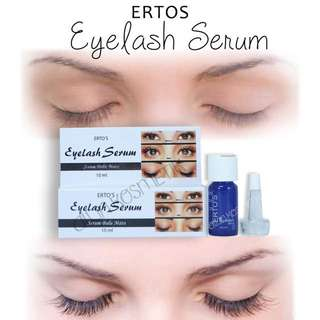 Ertos Eyelash Serum BEST SELLER!!