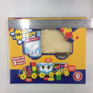 Wooden block toy